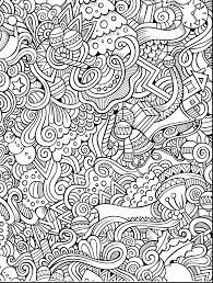 Brilliant Printable Adult Coloring Book Pages With Free For Adults And Mandala