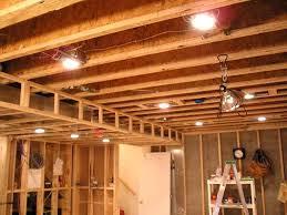 unfinished basement lighting ideas – Lamp Lighting