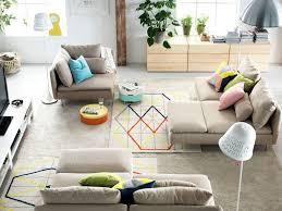 les canapés modulables dans le salon wohnzimmer einrichten
