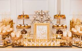 Dessert Stations Viennese Table Sweet Tables