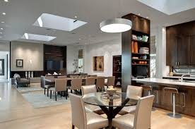Open Dining And Living Room With Loads Of Natural Light