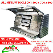 1420X500X700MM HEAVY DUTY Aluminium Toolbox Ute Truck Tool Box ... Tool Boxes Cap World Top Open Alinum Truck Boxesalinum Checkerplate Buy Delta 70125 In Single Lid Full Size Crossover Box Best 5 Weather Guard Weatherguard Reviews Decked Pickup Bed And Organizer To Heavy Duty 4 Truckaccsories Northern Equipment Locking Widestyle Chest 121600x750mm Steel Ute Toolbox 2 Drawers Shop At Lowescom Lund Intertional Products Truck Toolboxe 1220400350mm Duty Alinium Boxes Door Locks
