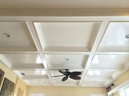 coffered cieling faux ceiling coffered ceiling tiles lowes