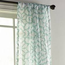 Pier 1 Imports Peacock Curtains by Velvet Ogee Teal Grommet Curtain Pier 1 Imports For The Home