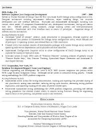 Software Engineer Resume Example Technical Writing Rh Resumes Com Summary Examples For Engineering Freshers