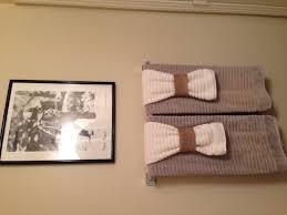 Bath Shelves With Towel Bar by Bathroom Design Amazing Towel Rail Ideas Bathroom Towel Storage