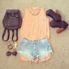 Cute Outfits For Summer Tumblr Photography
