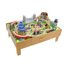 Tidmouth Shed Deluxe Set by Classis Toys Toys