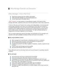 Resume For fice Administrator Administration fice Support