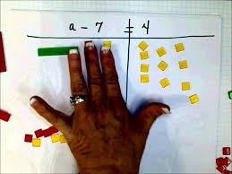 Algebra Tiles Worksheet One Step Equations by Solving 1 Step 2 Step And Multi Step Equations Lessons Tes Teach