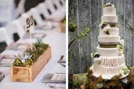 10 Garden Wedding Decor Ideas In Moss 526 Int