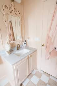 Blush And Marble, Vintage Inspired Budget Bathroom Remodel ... 16 Low Budget Bathroom Remodel Www Budget Ideas Times Of India Small Bathroom Remodel On A Macyclingcom We Asked 6 Designers For Their Tips Easy Renovations On A Ensuite Ideas Best Renovations Affordable Blush And Marble Vintage Inspired Vanity Good Designs Bathroom 10 Victorian Plumbing 47 For Spaces Deratrendcom 24 Wning Famous