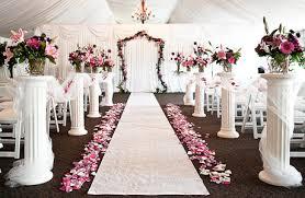 Ottawa Wedding Columns Decor OTTAWA OUTDOOR WEDDING RENTALS