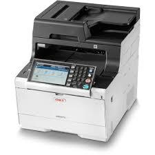 OKI MC573dn All In One Color Laser Printer