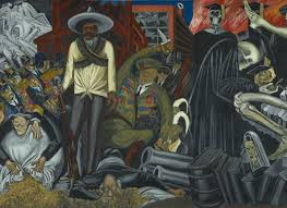 Diego Rivera Rockefeller Mural by Mexico The Cauldron Of Modernism By J Hoberman Nyr Daily