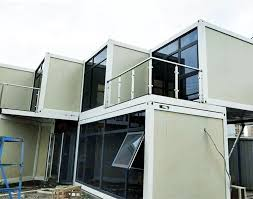 104 Pre Built Container Homes Easy Assembly Two Story Modular Luxury 3 Bedroom Fab China View Fab Cbox Product Details From Guangdong Cbox Co Limited On Alibaba Com