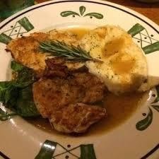 Olive Garden Rosemary Garlic Chicken Olive Garden