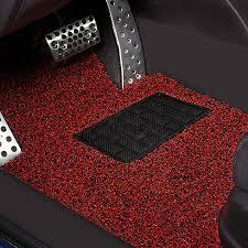 Car Auto Floor Mats For Honda Accord Heavy Duty Semi Mercedes Benz ...