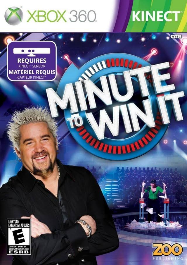 Minute to Win It - Xbox 360