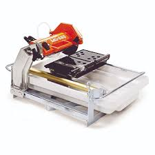small tile saw rental the home depot