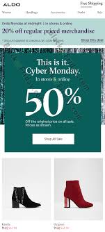 Aldo's Cyber Monday Sale 2019 - Blacker Friday Discover Gift Card Coupon Amazon O Reilly Promo Codes 2019 Everyday Deals On Clothes And Accsories For Women Men Strivectin Promotion Code Old Spaghetti Factory Calgary Menu Gymshark Discount Off Tested Verified December 40 Amazing Rources To Master The Art Of Promoting Your Zalora Promo Code 15 Off 12 Sale Discounts Jcrew Drses Cashmere For Children Aldo 10 Dragon Ball Z Tickets Lidl Weekend Deals 24 Jan Sol Organix Fox Theatre Nutcracker