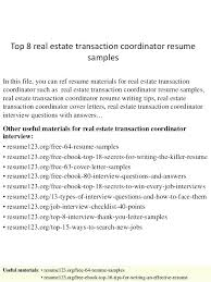 Real Estate Assistant Resume Template Templates Investor