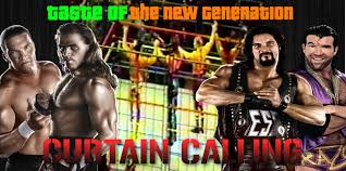 Wwe Curtain Call 1996 by Retro Oasis A Taste Of The New Generation Curtain Calling Wwf