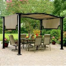 Outdoor Patio Curtains Canada by Gazebo Curtains Replacement Side Canada 6212 Interior Decor