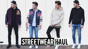 mens fashion haul spring summer 2016 youtube