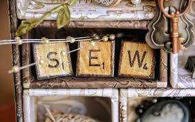 Printable Individual Scrabble Tiles by What A Beautiful Mess Faux Scrabble Letters Tutorial
