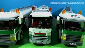 LEGO CITY TANKER TRUCK 60016 - YouTube