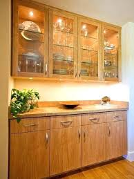 Dining Room Wall Cabinets Units Built In
