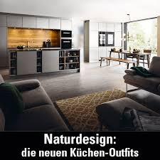 auch in der küche hält das naturdesign einzug erleben sie