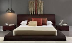 Queen Size Waverly Bed Modern Low Platform Furniture Bedroom Ideas