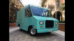 1996 Shorty Step Van For Sale ~ Loaded ~ Long Beach, California ...