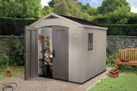6x8 Storage Shed Home Depot by Factor 8x6 Storage Buildings By Keter Keter Sheds Pinterest Keter