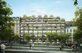 100 Philippe Starck Hotel Paris Futuristic Hotel With Focus On Inner Life Care Takes Shape In