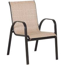 Stacking Sling Patio Chairs by Oscar Sling Patio Chair Gls Chr2 Afw