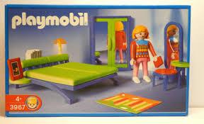 playmobil 3967 schlafzimmer mit eltern