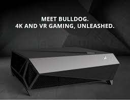 Corsair Launch 4K Gaming PC for the Living Room