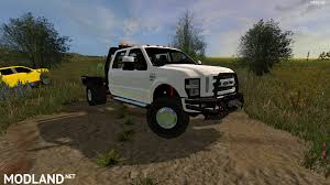 100 Truck Mods Ford F350 Farm V1 Mod Farming Simulator 17