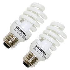 sylvania 29972 twist medium base compact fluorescent