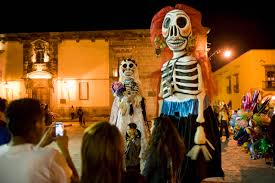 Spanish Countries That Celebrate Halloween by The Day Of The Dead In Mexico