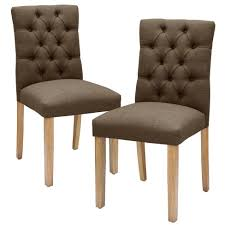 Set Of 2 Brookline Tufted Dining Chair