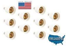 unbranded lighting bulb base adapters ebay