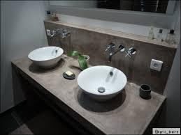 prise pour salle de bain une salle de bains en béton ciré est ce vraiment pratique
