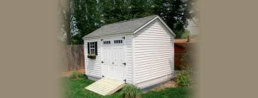 Pre Built Sheds Columbus Ohio by Just A Shed On Site Installed Sheds Backyard Storage Buildings