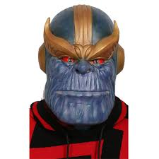 Halloween Cosplay XCOSER Avengers Infinity War Cosplay Thanos Dark