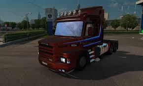 100 American Truck Showrooms SCANIA 113 BICUDA 121X TRUCK S Euro Simulator 2