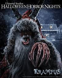 Halloween Mazes In Los Angeles by Halloween Horror Nights Unleashes Christmas Fear With Krampus